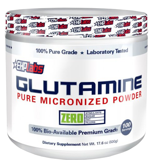 EHPLabs - Glutamine - MrSupplement Review