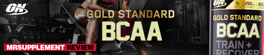 ON Gold Standard BCAA - Mrsupplement Review