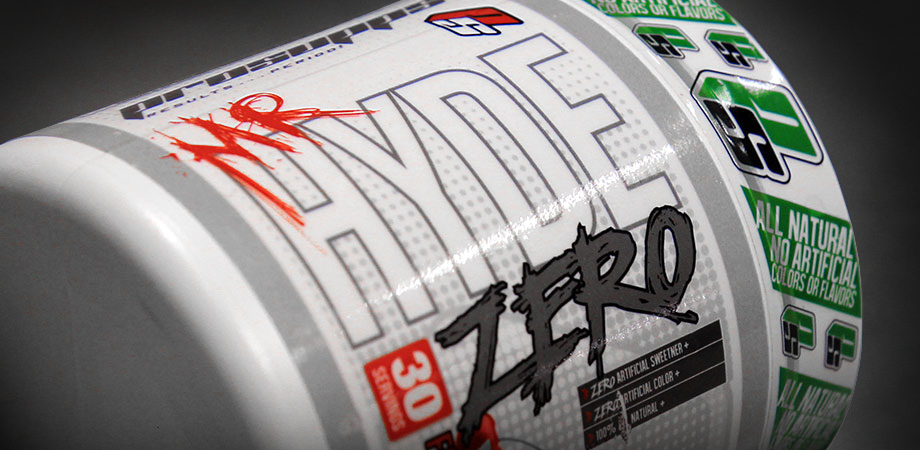 Pro Supps - Mr Hyde Zero - MrSupplement Review