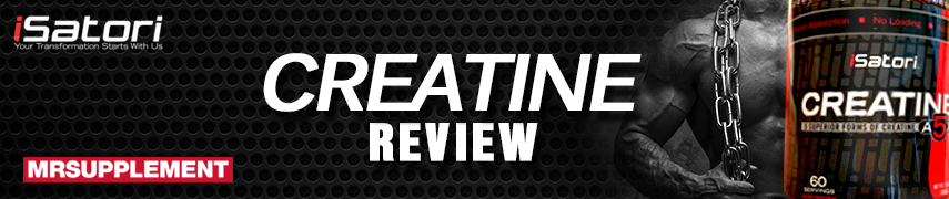 iSatori_Creatine_Review