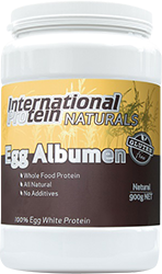 Egg Albumen - MrSupplement Review