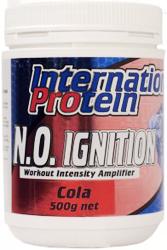 International protein N.O. Ignition