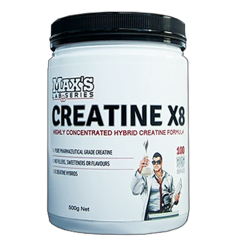 Max's Lab Creatine X8
