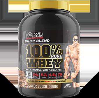 Max's 100% Pure Whey