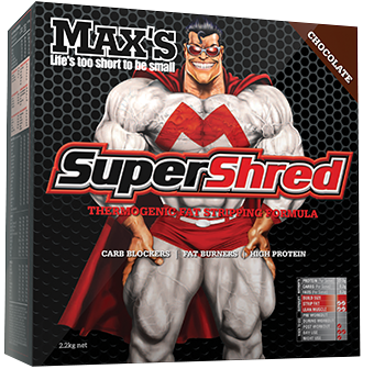 Max's SuperShred