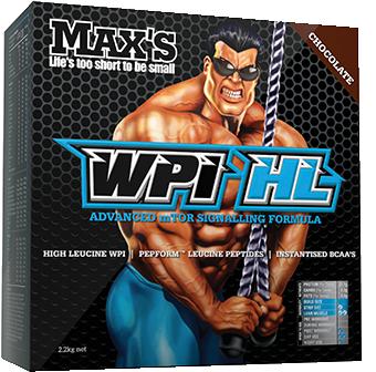 Max's WPI HL