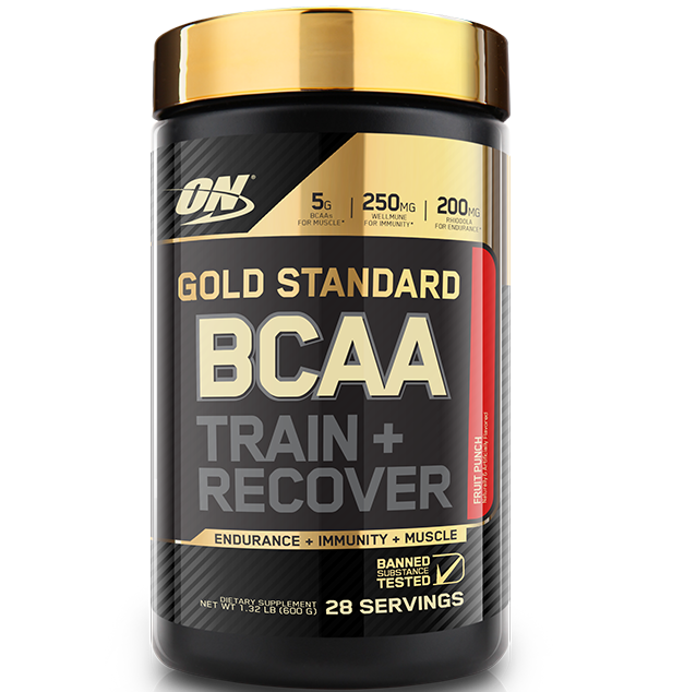 Optimum Nutrition Gold Standard BCAA - Mr Supplement Review
