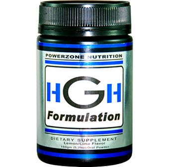 Powerzone Nutrition HGH
