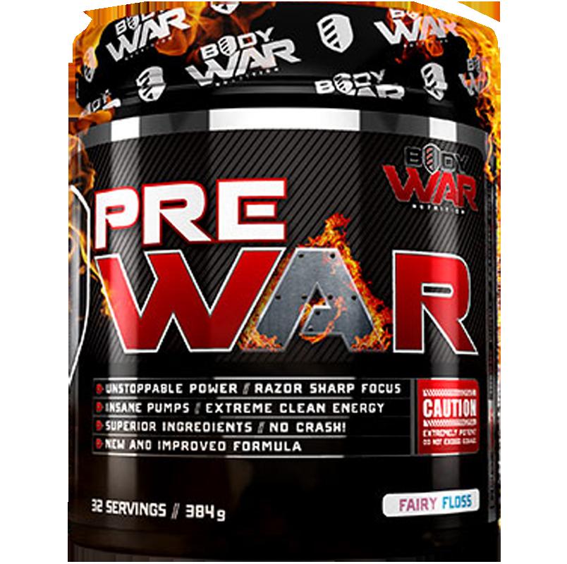Body War Pre War