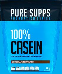 Pure Supps 100% Casein