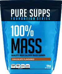 Pure Supps 100% Mass