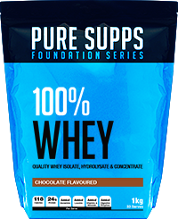 Pure Supps 100% Whey