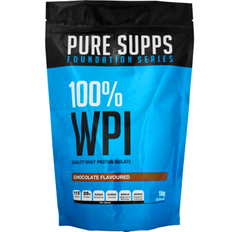 Pure Supps 100% WPI