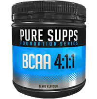 Pure Supps 4:1:1 BCAA