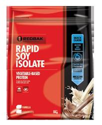 Redbak Rapid Soy Isolate