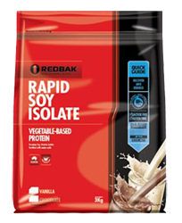 Redbak Rapid Soy Isolate
