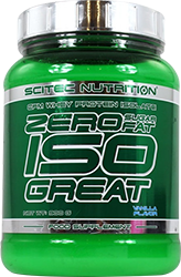 Scitec Nutrition ISO Great