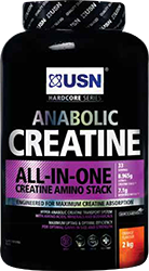 Anabolic creatine