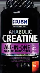 Anabolic creatine