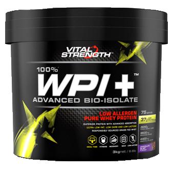 Vital Strength 100% WPI