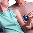 Weight Training for the Elderly
