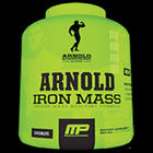 MusclePharm Arnold Series Iron Mass Review