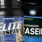 Optimum Nutrition Casein vs Dymatize Casein