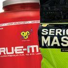 Optimum Serious Mass vs BSN True Mass