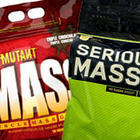 PVL Mutant Mass vs Optimum Nutrition Serious Mass