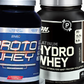 Optimum Nutrition Platinum Hydro Whey vs BNRG Proto Whey