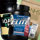 Natural Whey Protein Powders