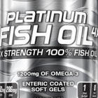 Muscletech Platinum Fish Oil 4X