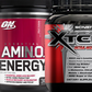 Amino Energy vs Xtend