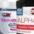 EHP Labs Oxyshred vs PES Alphamine