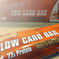 Oh Yeah Nutrition Low Carb Bars