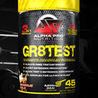 Alpha Pro Nutrition GR8TEST Review