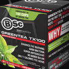 Body Science BSc Green Tea TX100 Review