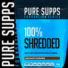 Pure Supps 100% Shredded Review