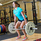 10-20% 1RM Best for Power in Hexagonal Barbell Jump Squat
