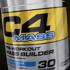 Cellucor C4 Mass Review