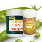 Latest Research - Pea Protein Builds More Muscle than Whey