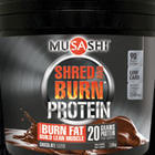 Musashi Shred and Burn Review