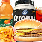 Fast Food vs Sport Supplements for Recovery