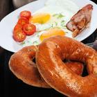 Effect of Egg vs Bagel-Based Breakfast on Heart Attack Risk