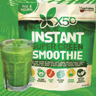 X50 Super Green Smoothie Review