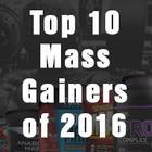 Top 10 Best Mass Gainers of 2016