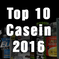 Top 10 Best Casein Protein Powders of 2016