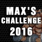Max's Challenge 2016