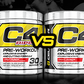 Cellucor C4 vs Cellucor C4 Ripped
