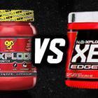 BSN NO Xplode XE vs Cellucor C4 50X